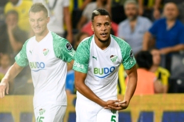 Troost-Ekong Happy To Finally Complete Udinese Switch
