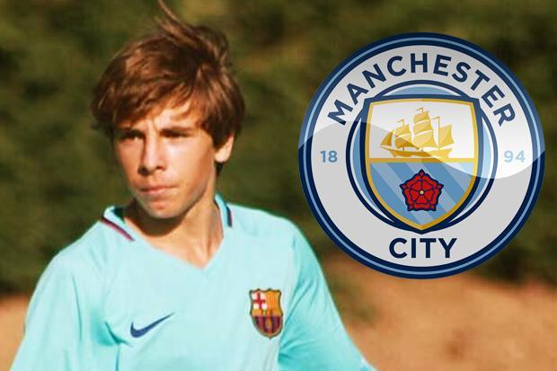 Guardiola To Blood Youngster Early