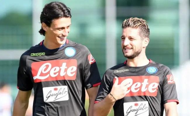 Parma Close On Napoli Duo