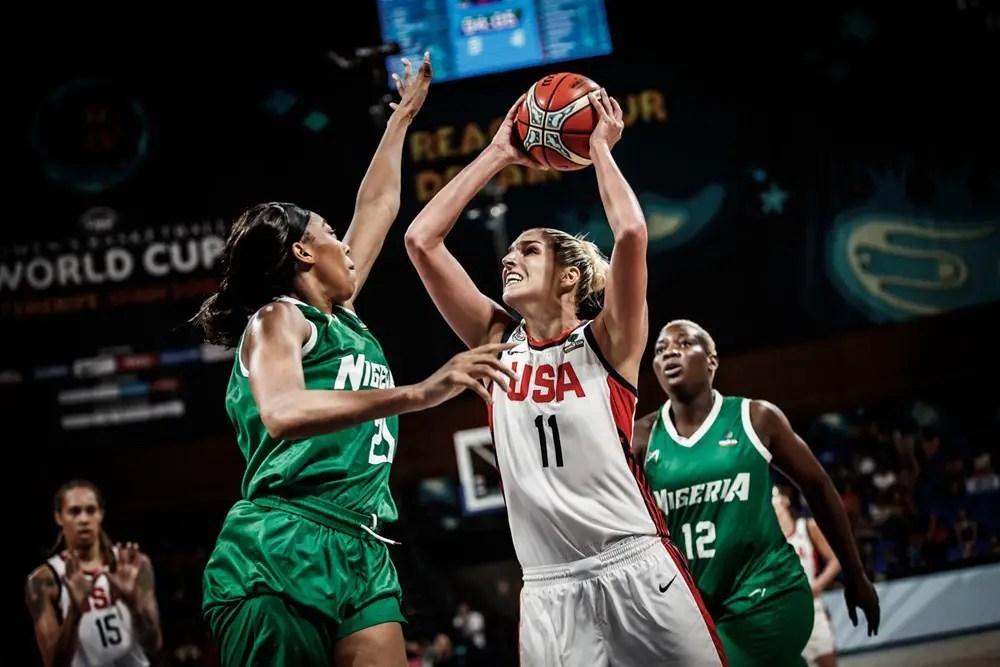 FIBA WWC: USA Overcome Slow Start To Oust Gallant D'Tigress 71-40