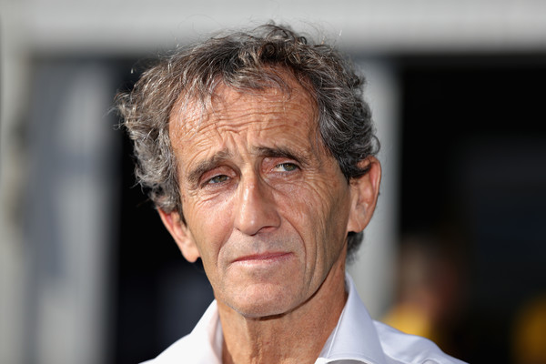 Prost Happy With Renault Line-Up