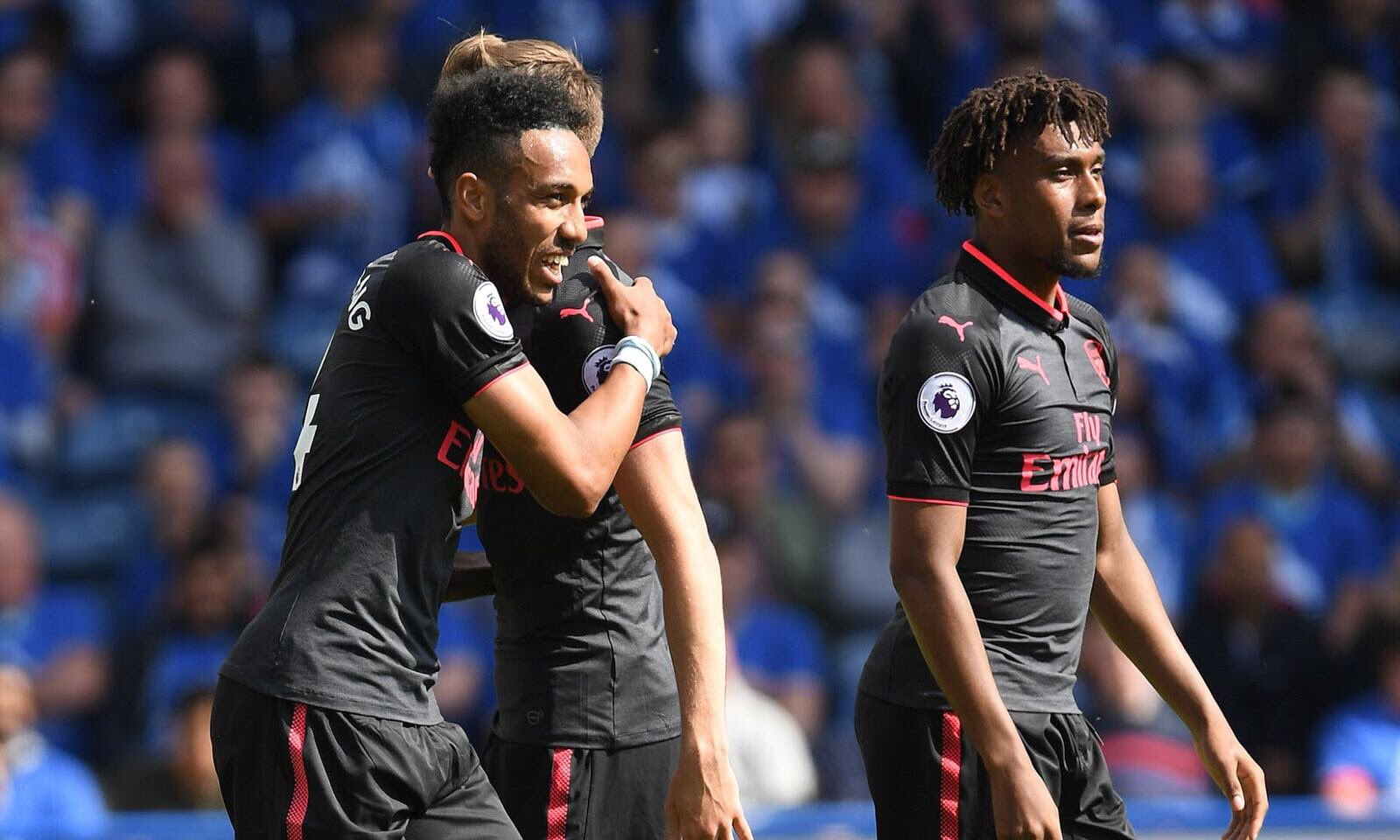 Kanu: Iwobi Is Great Talent, But Not Yet There
