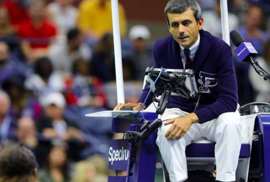Ramos Stands By US Open Officiating