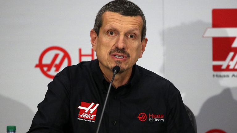 Haas Chief Not In Favour Of Third Car Idea