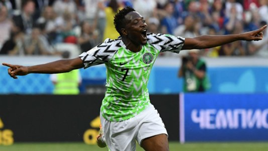 Musa: How Eagles Will Earn Needed Points To Qualify For AFCON 2019