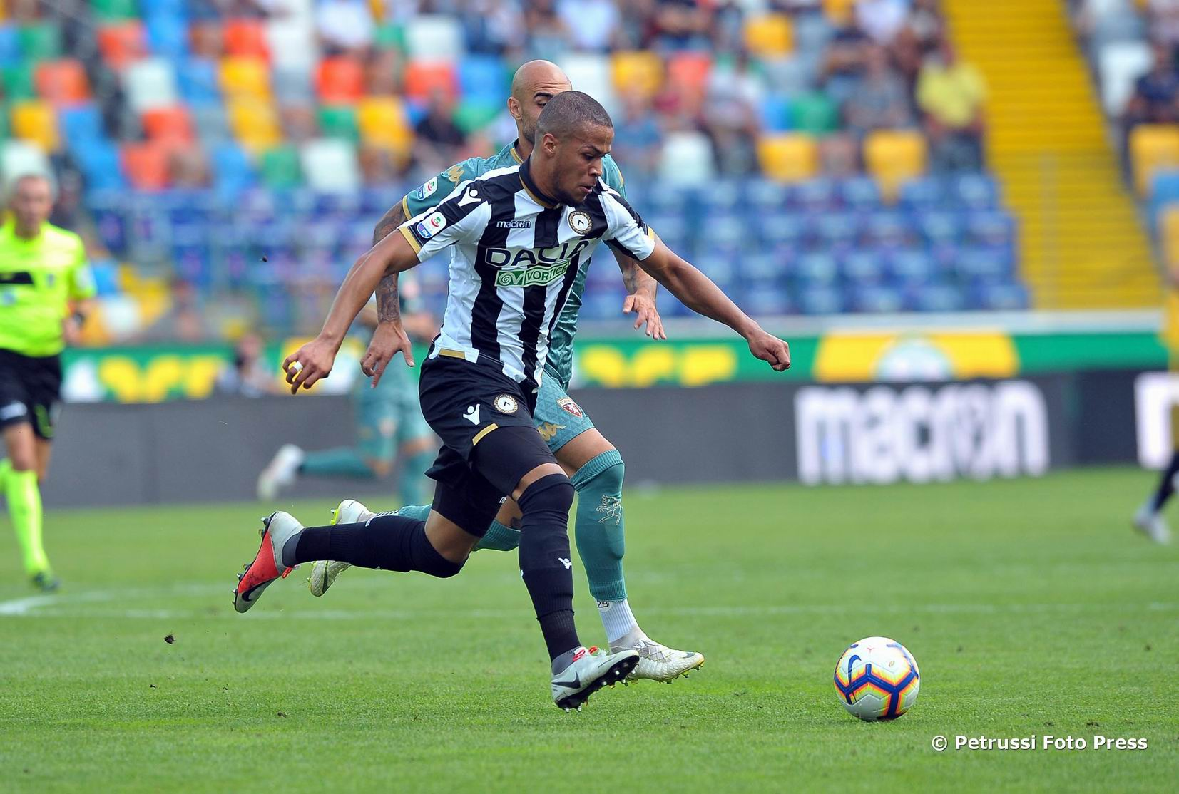 Troost-Ekong Pleased With Udinese Draw Vs Torino, Urges Fight For Better Results