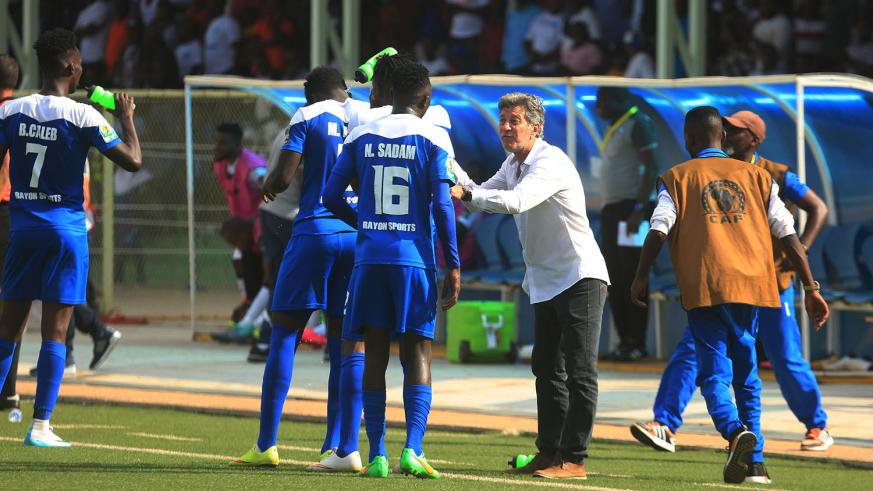 CAFCC: Oliveira Targets Rayon Sports' Win Vs Enyimba In Aba