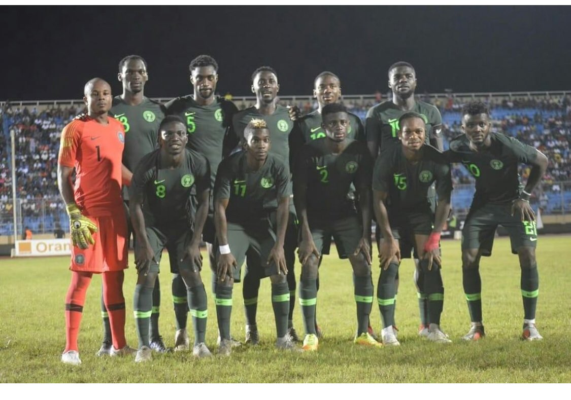 Echiejile: Eagles Have Hunger For AFCON Ticket, Will Beat Libya