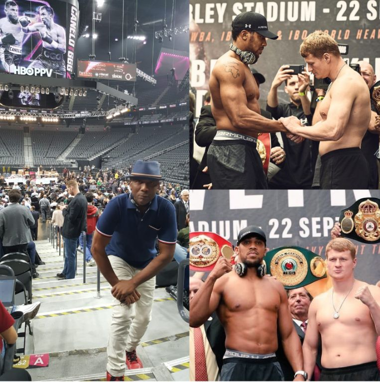 INTERVIEW – Moweta: Povetkin Not Bad Fighter, But Biggest Puncher Joshua Will Win Before 10th Round