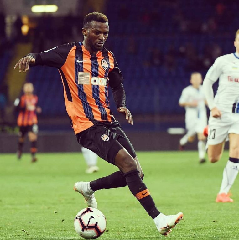 Kayode Makes Shakhtar UCL Debut In Away Draw; Real Madrid Lose To CSKA As United Draw At Home