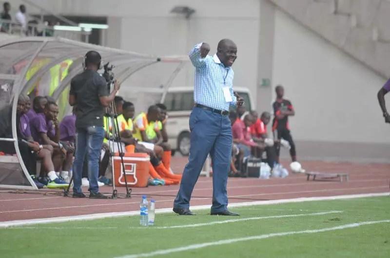 Ogunbote: Rangers Ready For  Algeria's USMBA CAFCC Test