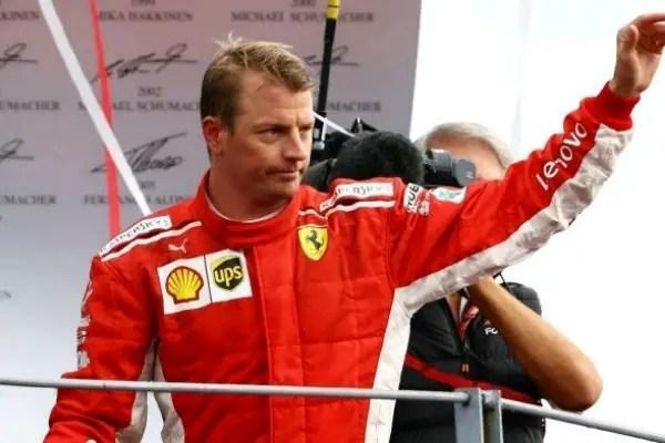 Formula 1:  Former Champion Raikkonen Happy To Rejoin Sauber From Ferrari