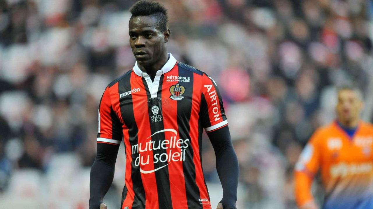 Early Riser Balotelli Putting In The Work