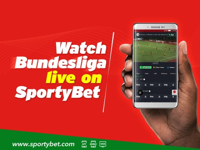 Watch Bundesliga Live On SportyBet