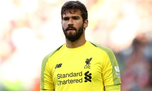 Alisson Makes Reds Pledge After Error