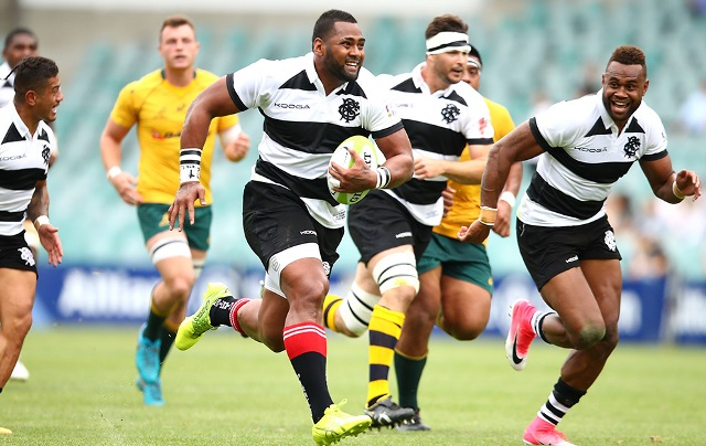 South African Trio Added To Barbarian Roster