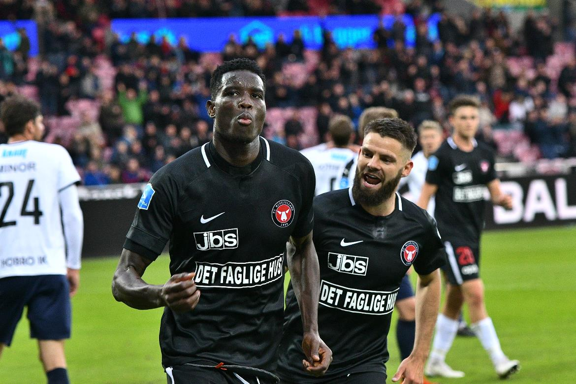 Euro Roundup: Onuachu, Eduok, Igboun On Target; Etebo, Ujah Play As Sub