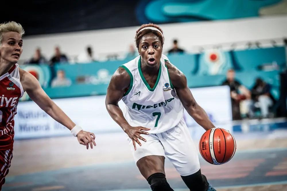 FIBA Women's W/Cup: Ogoke Craves Satisfaction With D'Tigress' Win Vs Argentina