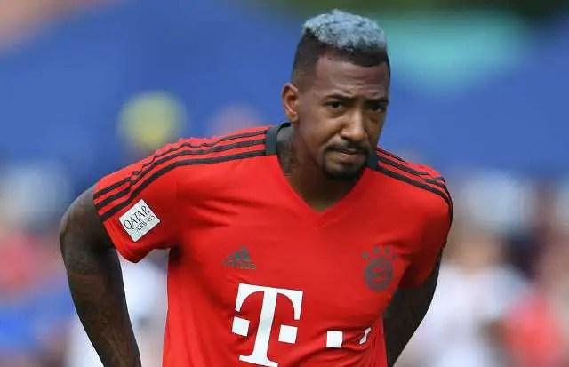 PSG Slam Bayern For Boateng Pursuit