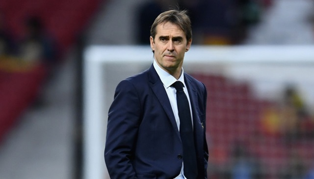 Lopetegui Thanks Real After Exit