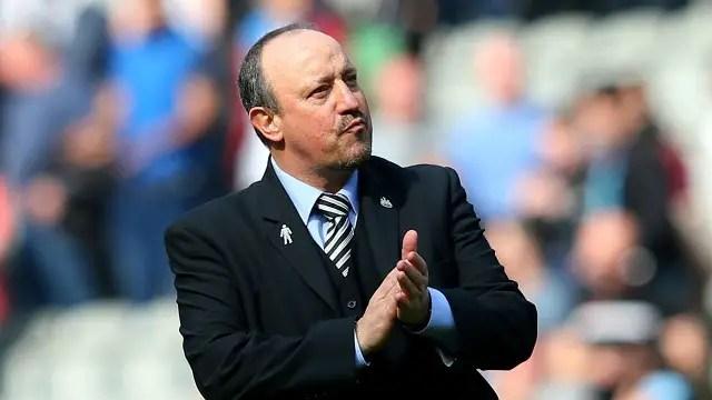 Benitez Realistic Over Expectations