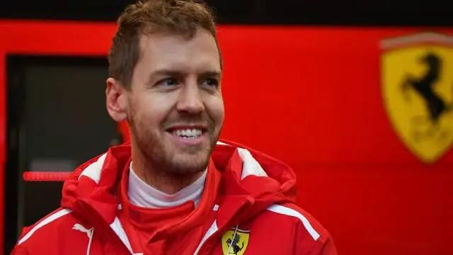 Vettel Unhappy With Hamilton Overtake