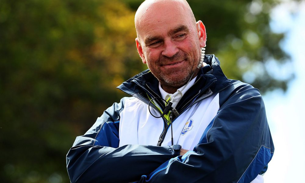 Europe Earn Foursomes Clean Sweep To Hit Back