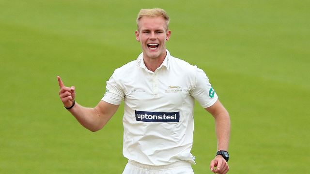 All-Rounder Wants To Kick On At Notts
