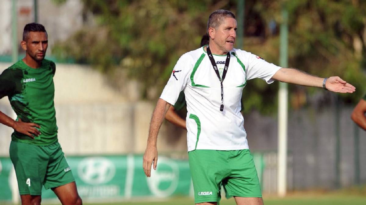 Raja Casablanca Coach, Garrido: How We Plotted Enyimba Fall In Aba