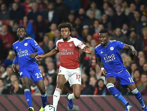 Iwobi Targets Goal No. 3 Vs Palace; Success Seeks 2nd EPL Goal In 29 Games