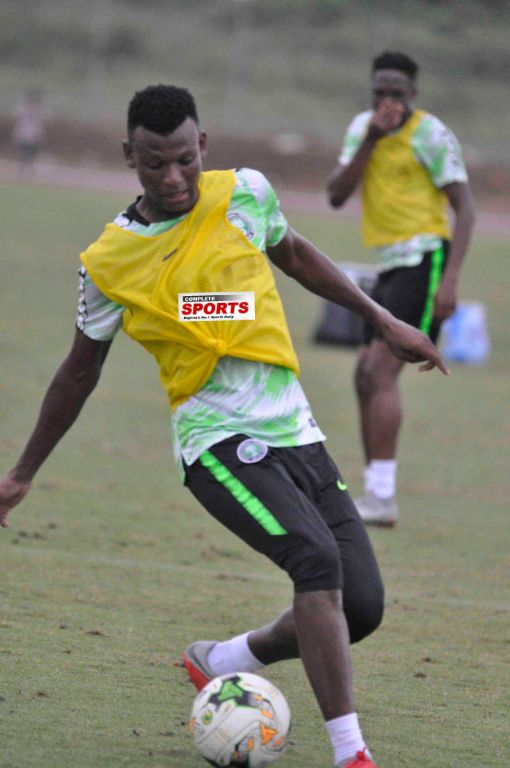 Abdullahi Sad To Be Out of Libya – Eagles Clash In Sfax Over Injury