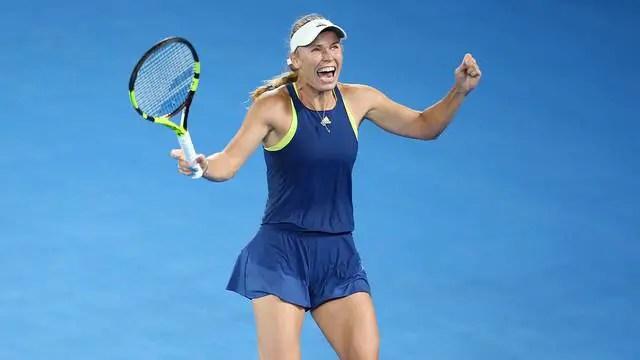 Wozniacki Faces Czech And Ukrainian Rivals