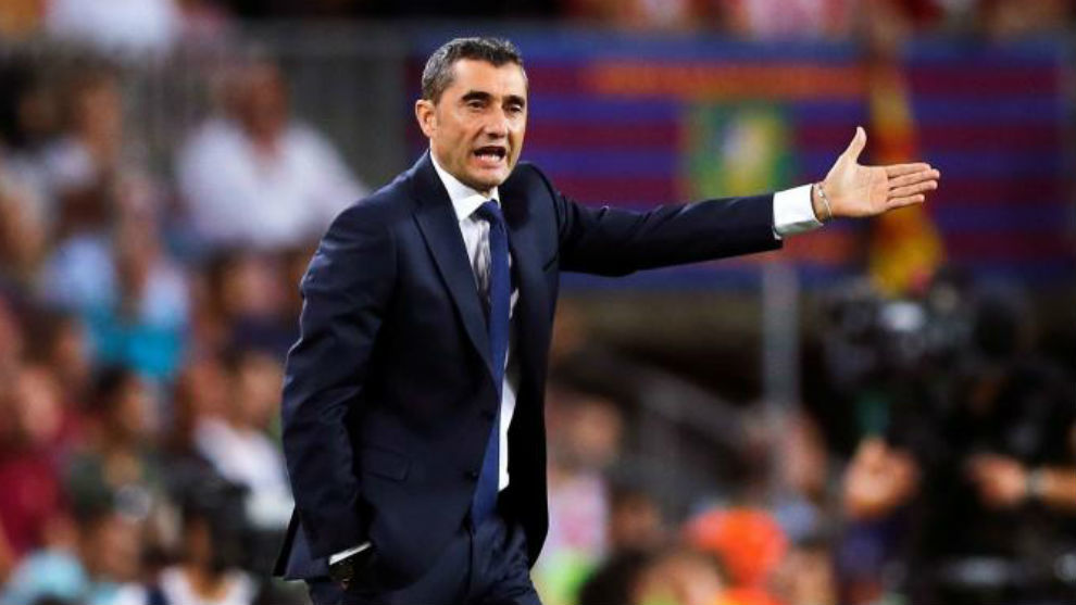 Valverde Vows To Stay And Fight At Barcelona