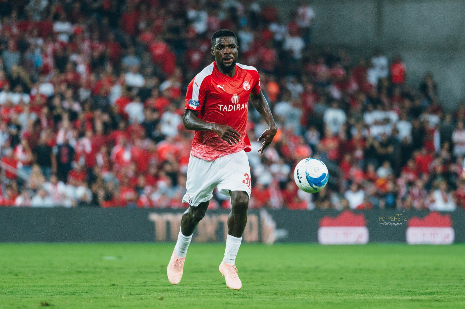 Ogu Urges Fans' Patience Over Hapoel's 5-Game Winless Run