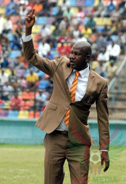 Plateau United Target Maikaba As Boboye's Replacement