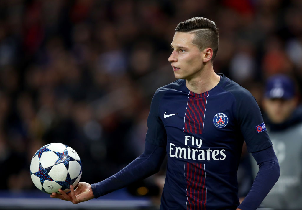 Draxler Frustrated By PSG Analysis