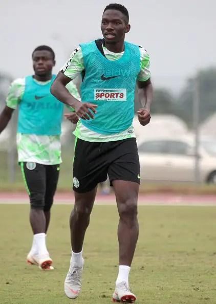 Omeruo Unfazed By Bench Role In  Eagles' Win Vs Libya