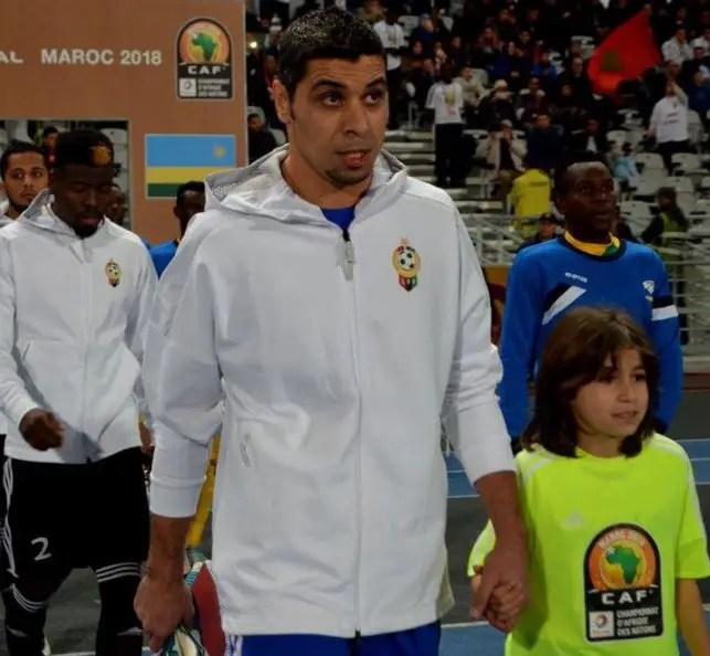 Libya Captain Nashnoush Suspended For Super Eagles Clash In Sfax