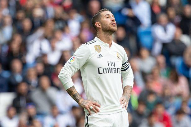 Ramos To Quit Real Madrid For  Manchester United