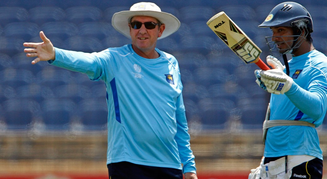 Bayliss Happy With Series Win