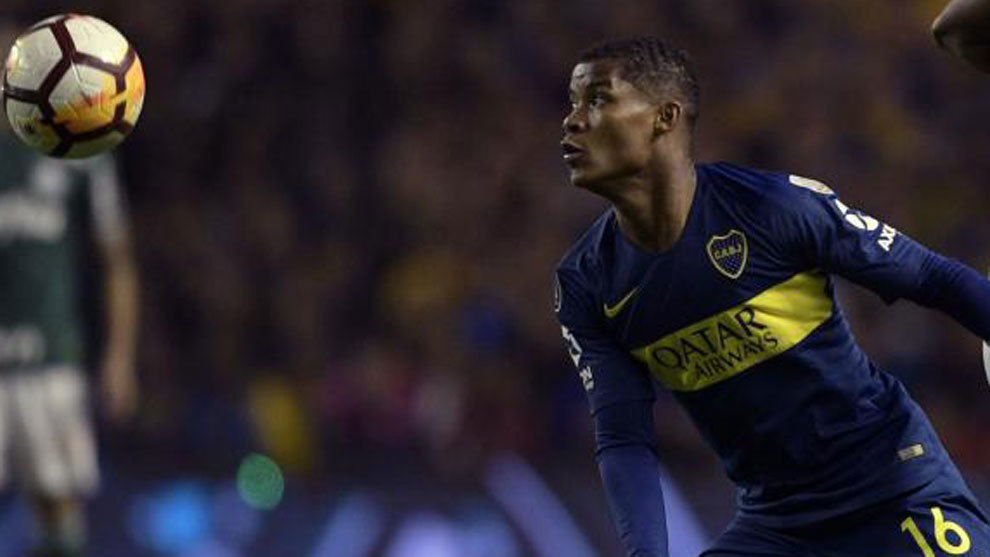 Los Blancos Set To Move For Colombian