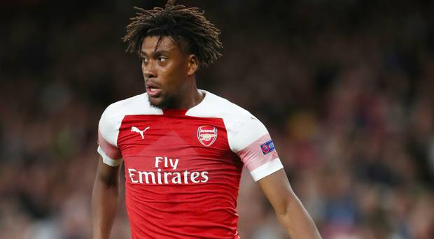 Carabao Cup: Iwobi Starts As Arsenal Crash Out; Moses Missing In Chelsea Win