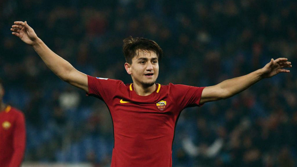 German Duo To Battle For Roma Forward