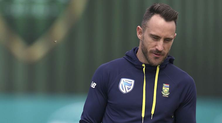 Du Plessis Ready For Tough Aussie Challenge