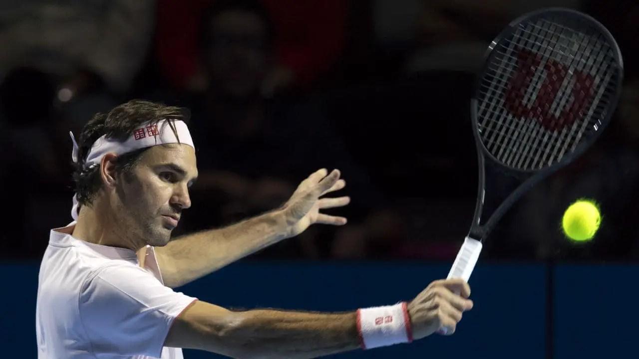 Federer On 99 Wins After Basel Success