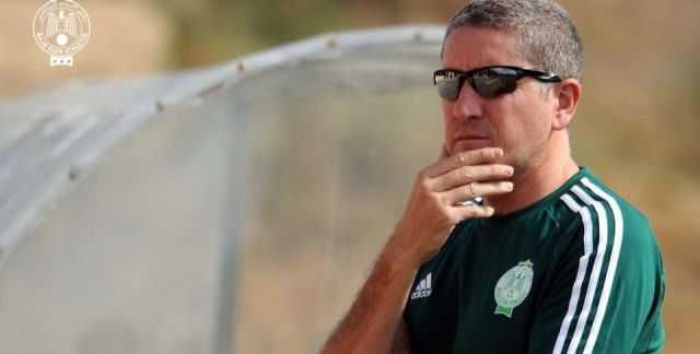 Raja Casablanca Coach Garrido: Enyimba Will Be Tough, But We're Battle Ready