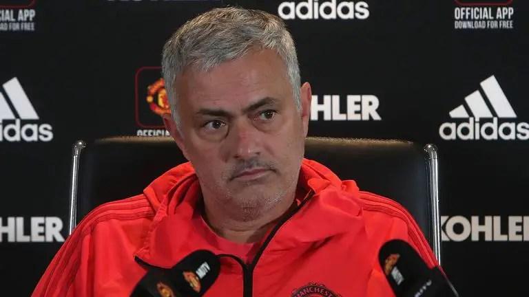 Mourinho Rues Lack Of Killer Instinct