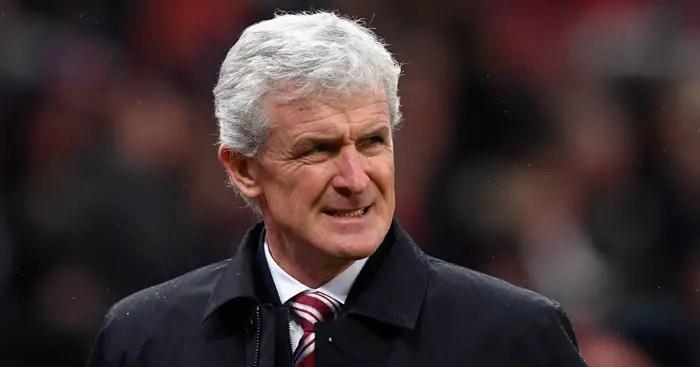 Hughes Issues Challenge To Saints Fringe Men