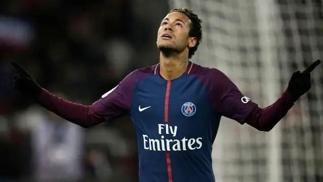 Neymar Happy With PSG Form