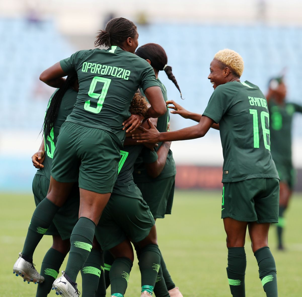 Dennerby: Super Falcons Have Proved Doubters Wrong At AWCON 2018